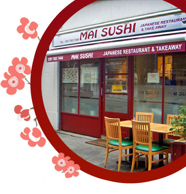 Welcome to Mai Sushi